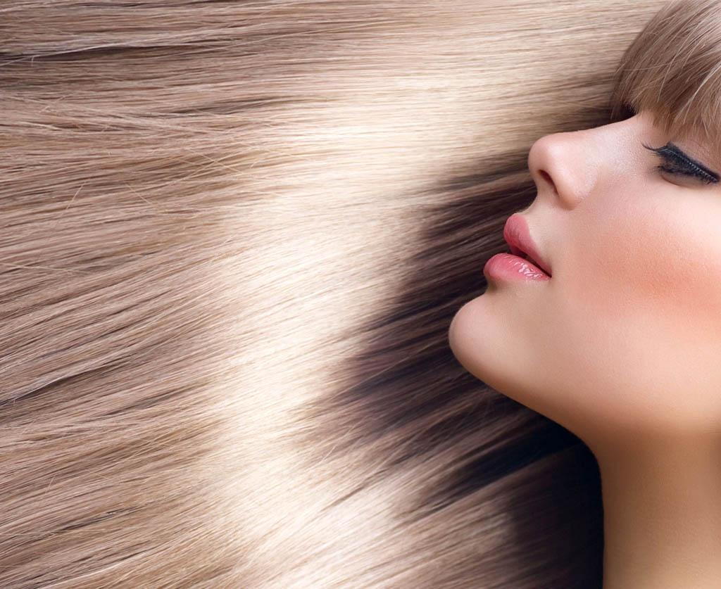 مو طلایی